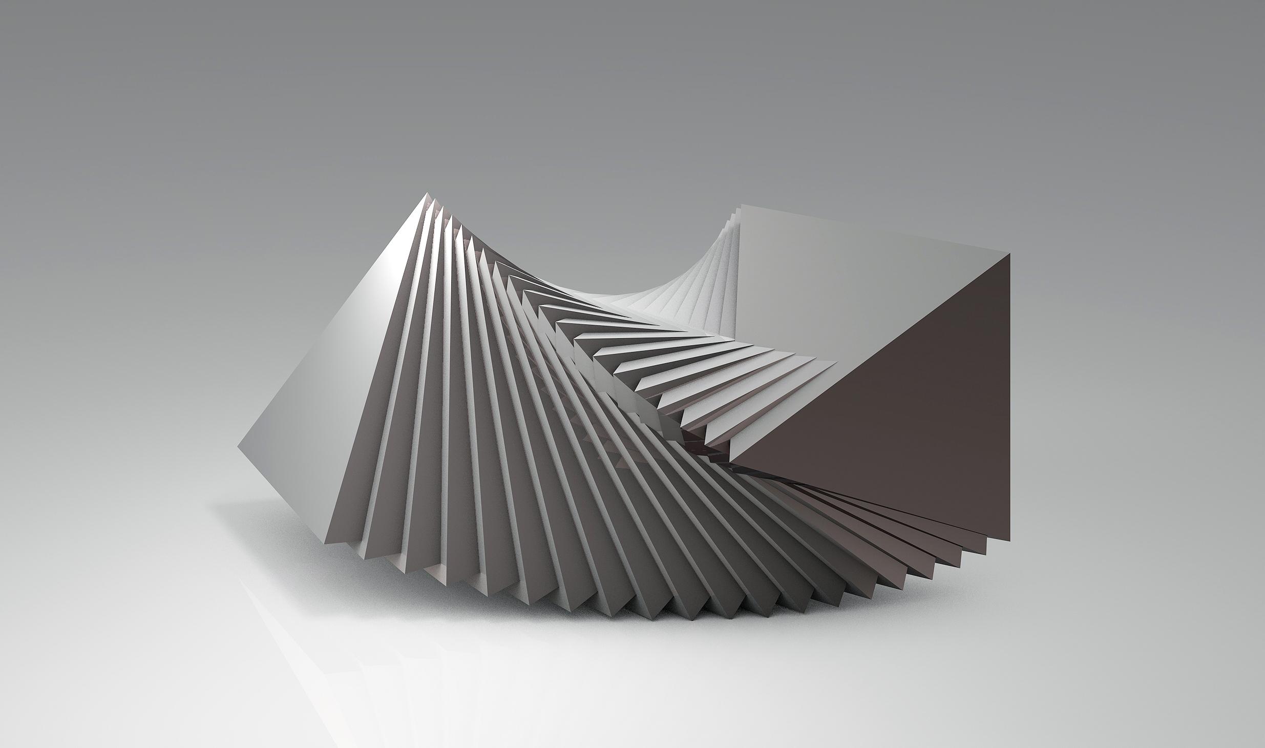 pyramide rotation reihung
